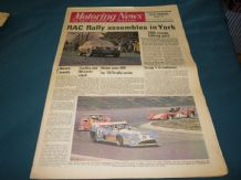 MOTORING NEWS 1973 November 15  World Sports Car Review, Niki Lauda, Nigel Rockey, Tony Brise